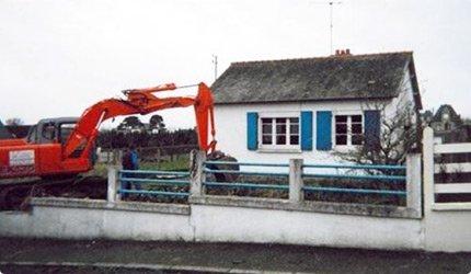 Entreprise de travaux publics à Saint-Brieuc